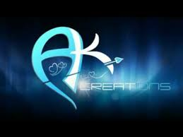 design a k ak creations official logo