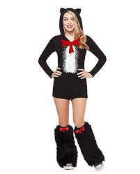 cat in the hat costume cat in the hat romper dr seuss spirithalloween