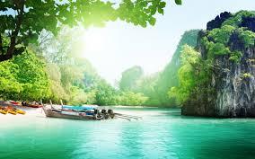 beautiful lake landscape wallpaper