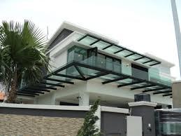 Aluminium Awnings Suppliers Glass U0026 Aluminium Works In Johor Bahru Jb Keat Hong Glass