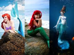 ariel mermaid u2014 cosplay collection u2014 geektyrant