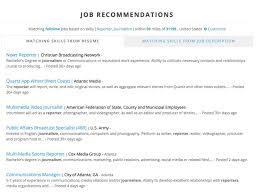 List Of Job Descriptions For Resume by After Putting My Résumé Through An Online Scan I Realized The