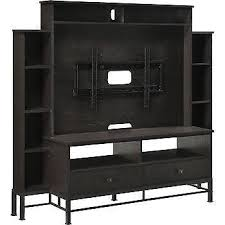 entertainment center ikea corner tv modern ebay