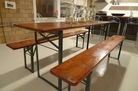 german beer garden table and bench home design ideas outdoors european biergarten table and bench set