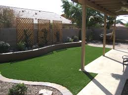 pleasant landscaping ideas for backyard along fence the garden