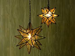 star light fixtures ceiling star shaped hanging lights home design ideas