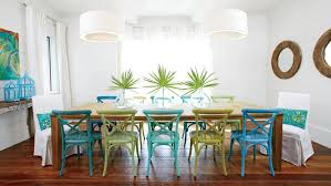 cheerful summer interiors 50 green 50 ways to decorate with turquoise coastal living