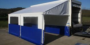 Vehicle Awnings Uk Website Launch For Vehicle Awnings Barkers Marquees
