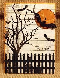 halloween card ideas halloweenwishescard jpg 1 228 1 600 pixels holiday halloween
