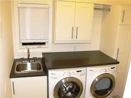 Space Saving Laundry Ideas White by Knity Own Yoghurt Design Daybed Cottage Small Laundry Room Sinks