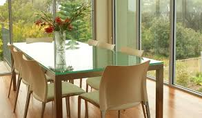 glass table top ideas glass table tops boca raton fl reflective glass mirror