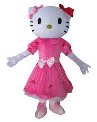 online buy wholesale hello kitty halloween costume from china