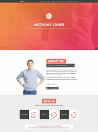 Best Font For Resume Today Show by 20 Professional Resume Themes For Wordpress Cohhe