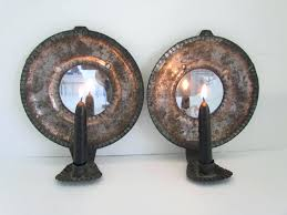 Mirror Sconce Articles With Mirrored Wall Sconces Uk Tag Mirrored Wall