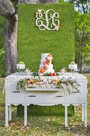 wedding backdrop initials candy bar table styling flower wall backdrop flower walls