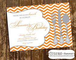 brunch invitations birthday brunch invitation luncheon invitation dinner