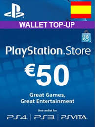 psn gift card playstation network gift card 50 eur psn spain g2a