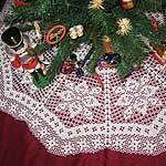 christmas crochet patterns holiday filet crochet patterns and