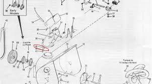 bolens parts bolens snowblower clip 1724869 qs qt series19240