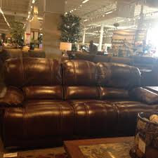 Flexsteel Recliner Flexsteel Latitudes Power Recliner Leather Sofa Couch Youtube