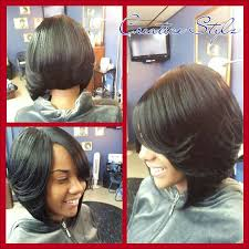 pictures of razor chic hairstyles short hairstyles on pinterest black women bobs and razor chic short