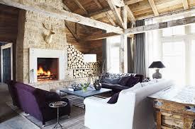 cushty full size with rustic scandinavian interior design ideas