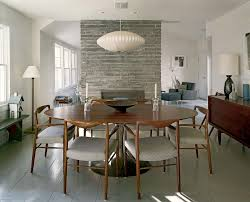 contemporary dining room ideas home design mid century modern dining room design ideas with
