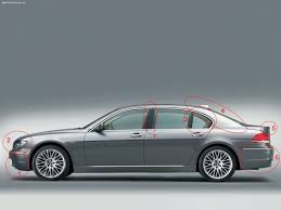 The Lexus Ls And The 2009 Bmw 7