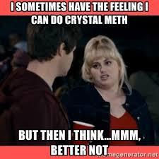 Crystal Meth Meme - fat amy crystal meth meme mne vse pohuj