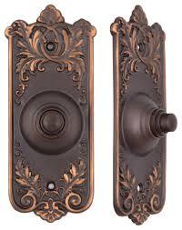 Interior Doorbell Cover Lorraine Doorbell Button Victorian Doorbells And Chimes By