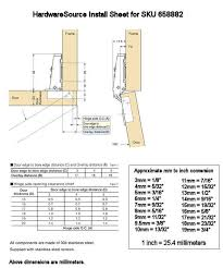 European Hinges For Kitchen Cabinets Stainless Steel European Straight Arm Hinge Hardwaresource Com