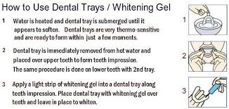 how to use teeth whitening gel with light teeth whitening information whitening gel use tooth bleaching
