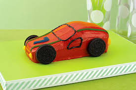 car cake race car cake kraft recipes