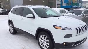 jeep 2014 white pre owned white 2014 jeep 4wd 4dr limited review