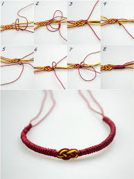 string bracelet easy images Tremendous how to make easy bracelets friendship on we heart it jpg