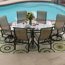Glass Top Patio Dining Table Inexpensive Modern Glass Top Dining Tables