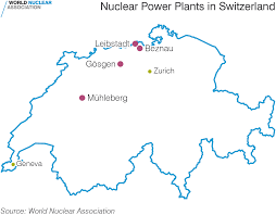 Map Of World Nuclear Power Plants by Gallery World Nuclear Association