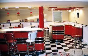 retro rooms kieths retro room basement home diner bar diner booths jukebox