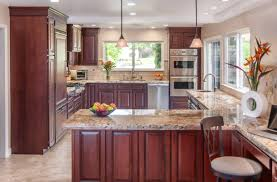 best for cherry kitchen cabinets gorgeous kitchen design ideas for cherry cabinets