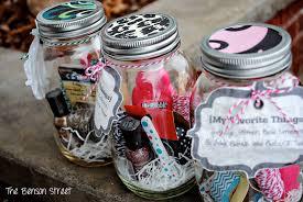 my favorite things jars the benson