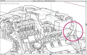 automotive illustration tutorial how to draw a car cutaway