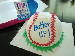 order ice cream cakes online with baskin robbins