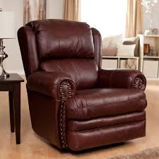 chair extraordinary swivel recliner leather glider costco home