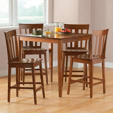walmart dining room sets mainstays 5 counter height dining set colors