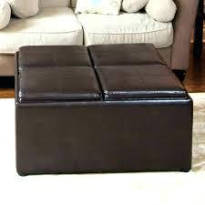 black leather square ottoman fashionable leather square ottoman leather square ottoman coffee