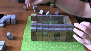 time to build real life minecraft time to build house youtube