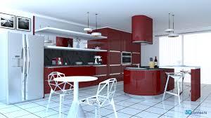 photo de cuisine moderne beautiful modele de decoration de cuisine contemporary ansomone us