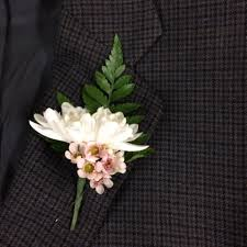 Boutonniere Flower How To Make A Boutonniere 12 Steps With Pictures