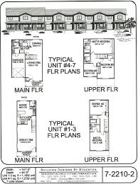 with and with out garages to make 2 or 3 bd units apartment