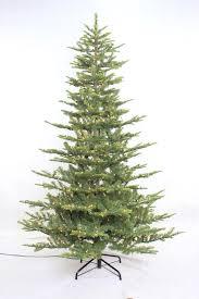 aspen 7 5 green fir artificial tree with 700 warm white